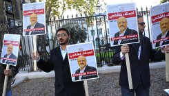 Khashoggi corpse dissolved in acid: Report