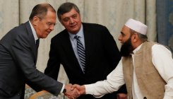 Taliban attends peace talks in Moscow for first time
