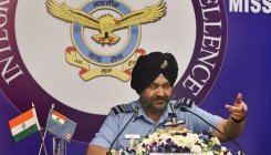 India is ready for any challenge: IAF chief