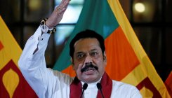 Rajapaksa ends association with Sirisena's party