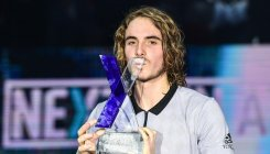 Tsitsipas wins Next Gen ATP Final