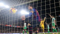 Barca suffer shock defeat despite Messi scores twice