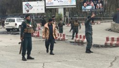 6 killed in Kabul suicide attack claimed by IS