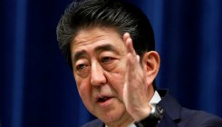 Abe calls for spending plan to stimulate economy