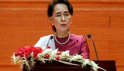 Amnesty strips Aung San Suu Kyi of highest honour