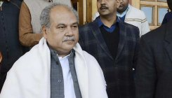 Narendra Singh Tomar is new Parl Affairs minister