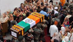 Another soldier killed in Pak sniper fire in J&K
