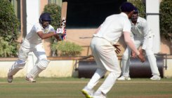 Nischal, Sharath save the day for Karnataka