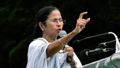 BJP changes city names for political gains: Mamata