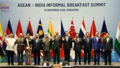 PM Modi participates in ASEAN-India Breakfast Summit