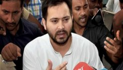 Stop snooping: Tejashwi tells Nitish on CCTV row