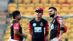 Kirsten replaces Vettori as RCB coach
