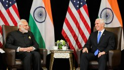 Modi discusses H1-B visa issue with US Vice President