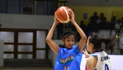 Bengaluru girl gets US basketball scholarship