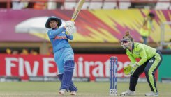 India thrash Ireland to reach Women's World T20 SF