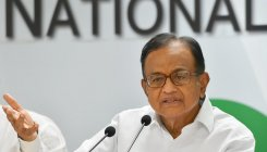 Chidambaram responds to Modi, lists out Cong presidents