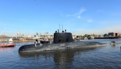Argentine submarine found year after disappearance