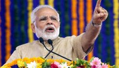 Modi dares Cong to appoint non-Gandhi party president