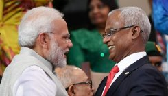 Maldives new president Solih assures Modi