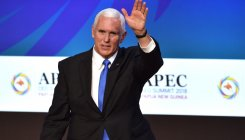 Pence slams China's 'opaque' chequebook diplomacy
