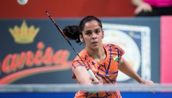 Saina, Srikanth start favourites