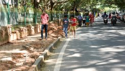 Footpaths are citizens' responsibility too