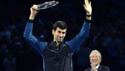 Djokovic sets sights on Aus Open