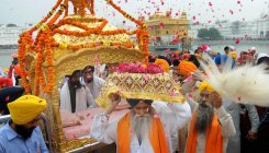 550th birth anniversary of Guru Nanak from Nov 23