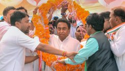 Hungry to bring Congress back in MP: Kamal Nath