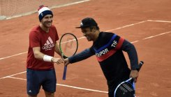 France seek repeat as an era ends in Davis Cup