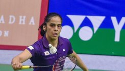 Saina stays on course; Kashyap ousted
