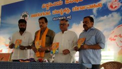 Book on temple struggle in Ayodhya released