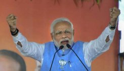 26/11: How can Cong question strikes? asks Modi