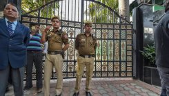 Cleric with bullet arrested from Kejriwal's residence