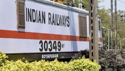 Railways asks flyers to opt for hassle-free trains