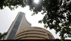 Sensex surges over 200 pts, Nifty reclaims 10,700 mark