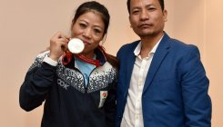 Olympic gold is my dream, I'm training: Mary Kom