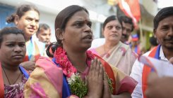 Find missing transgender candidate: HC to cops