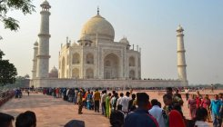 Nothing secret about vision document on Taj Mahal: SC