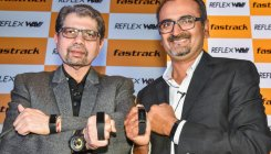 Fastrack launches gesture control smart band