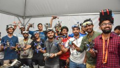 India's largest drone race lights up Bengaluru