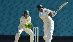 Vijay hits century but India's bowlers struggle