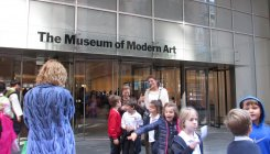 MoMA: Art address in New York