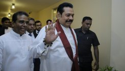 Rajapaksa calls for fresh elections