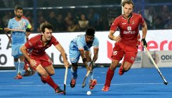 Spirited India play out 2-2 draw against Belgium