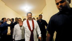 Sri Lankan court bars Rajapaksa from acting as PM