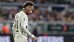 Neymar injured as PSG drop first points