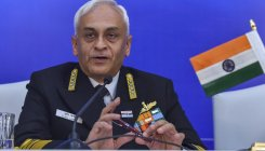 No special treatment given to Ambani's RNEL: Navy Chief