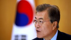 Moon says Trump wants to grant Kim Jong-un's wishes