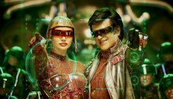 Rajni's 2.0 leaked on social media